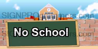 06-009 NO SCHOOL MEMORIAL DAY192x384 RGB