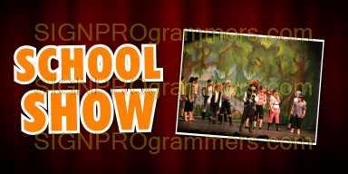 06-017 School Show 192x384R