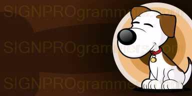 14-003 Puppy Dog_192x384
