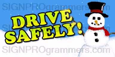 18-001 DRIVE SAFELY SNOWMAN-192×384 RGB