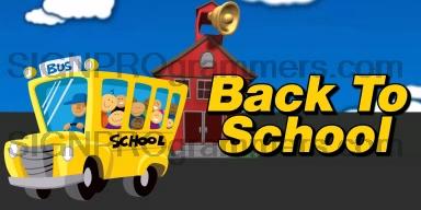 WM 06-034 BACK TO SCHOOL-CARTOON 192×384 RGB