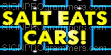 01-CW010 SALT EATS CARS 192×384