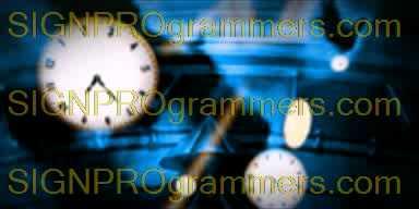 09-006 CLOCK 2 BACKGROUND_192x384
