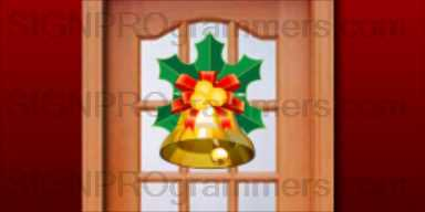 10-12-25-536 CHRISTMAS BACKGROUND 192x384R