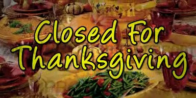 wm 10-11-00-504 CLOSED FOR THANKGIVING192x384R