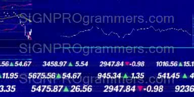 wm 04-035 stock ticker 192x384R