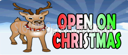 10-12-25-535 OPEN CHRISTMAS-RUDOLPH 192x440wm