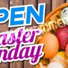 02-056 Open Easter Sunday_192x440W